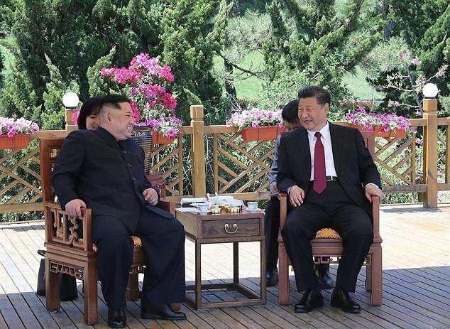 Ким Чен Ын увлекся зарубежными поездками