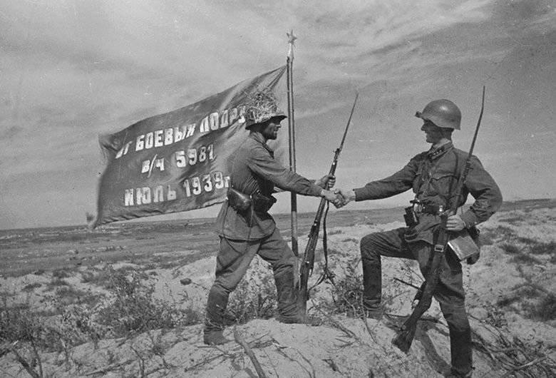 Забытое прошлое... Халхин Гол. 11 мая 1939г. — начался Халхин-Гольский конфликт