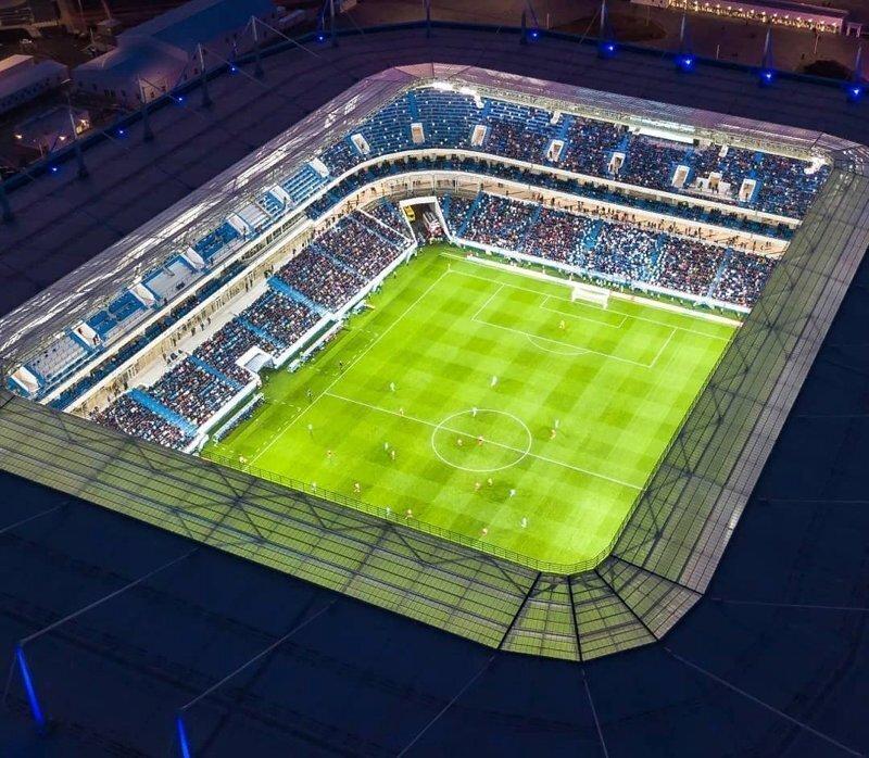 12 мая стадион «Калининград» официально открыт