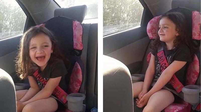 Дочь-аутист удивила маму, сказав первое слово в пять лет