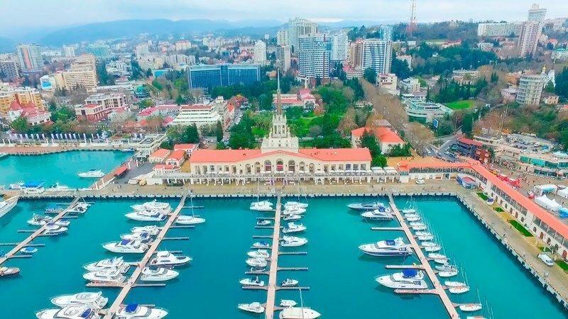 Рейтинг популярных российских курортов и курортный сбор