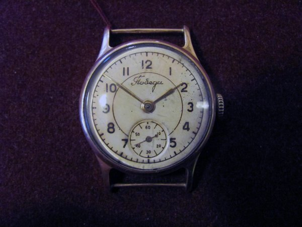 Советские часы «Победа» - история легенды