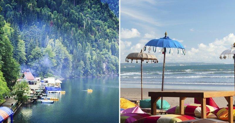 Перечислены самые доступные курорты для летнего отдыха-2018
