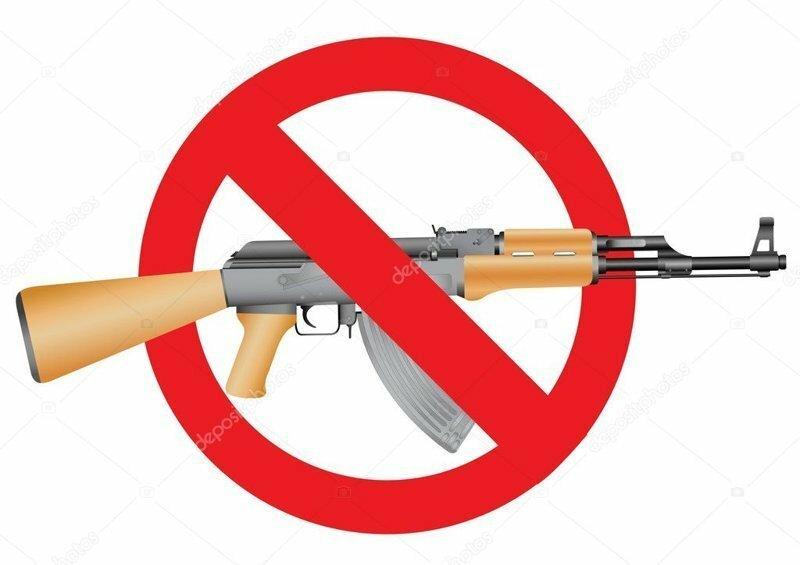 Гражданам России запретят оружие
