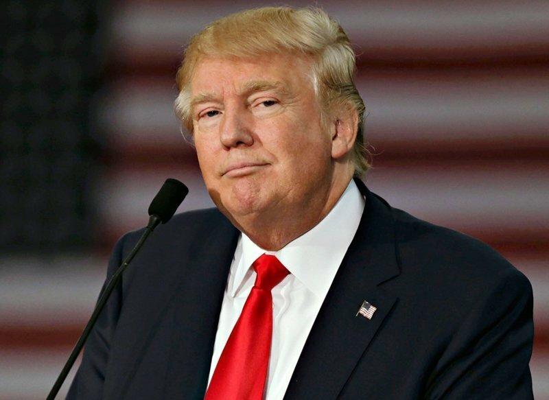 Дональд Трамп назвал жену чужим именем