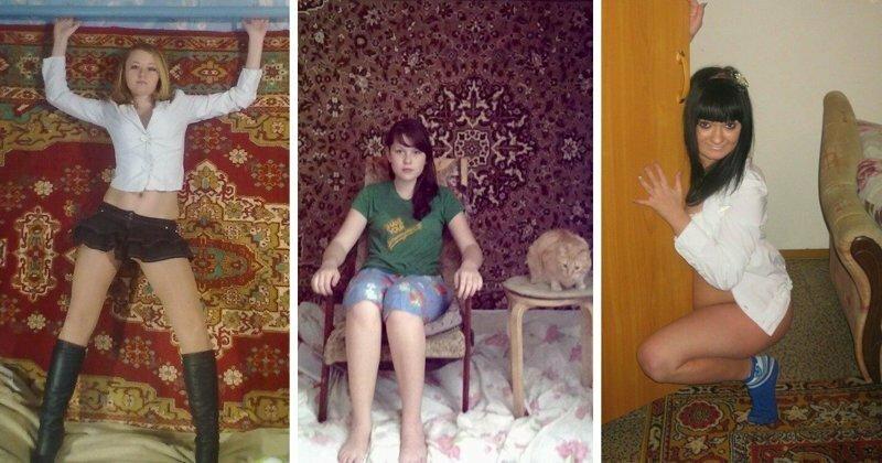 Тигрицы и ковры: cногсшибательные дамы, намекающие на уют
