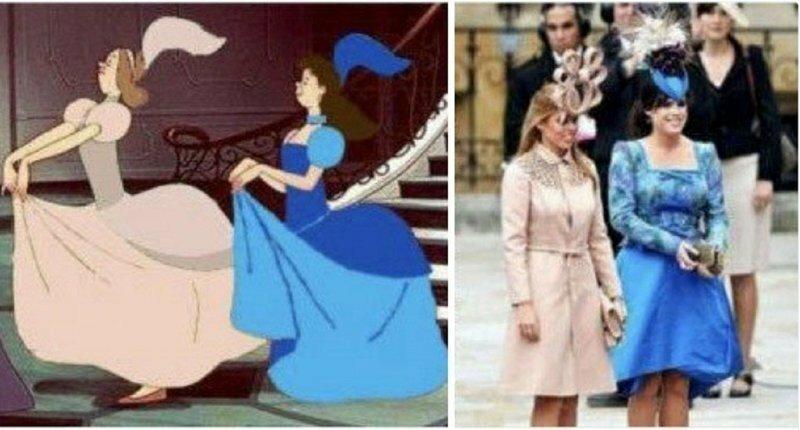 Интернет шутит над свадьбой принца Гарри и Меган Маркл