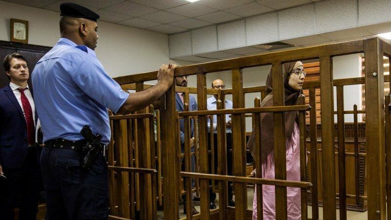 40 смертных приговоров: в Ираке судят иностранных невест ИГИЛ