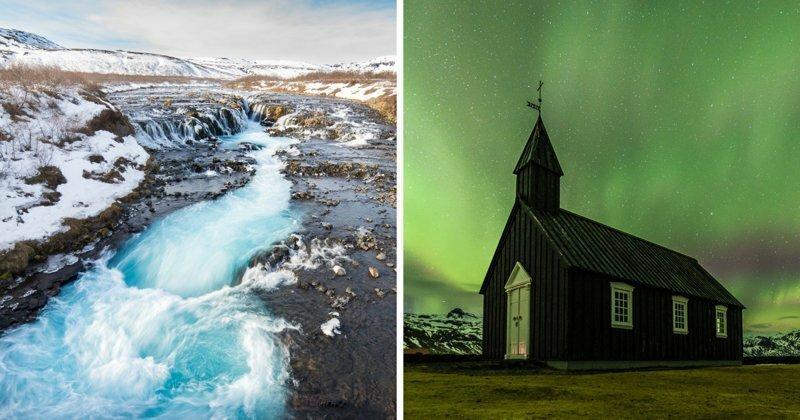 Страна богов и эльфов: фотограф показал потрясающие кадры из путешествия по Исландии