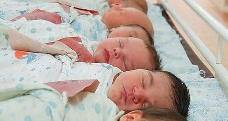 О рождаемости, смертности и набросах
