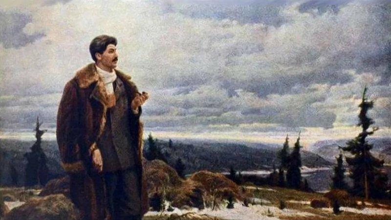 Загадка пребывания Сталина в Курейке