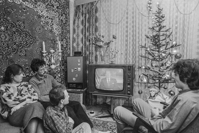 Воскресная программа советского телевидения. Вспомним?