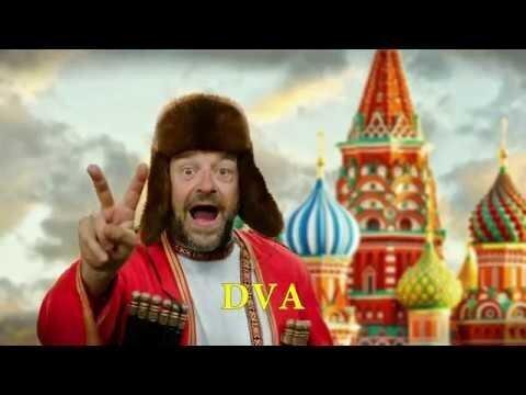 Бельгийский актер и телеведущий Том Уос выпустил клип на песню Dva Vodka, при...