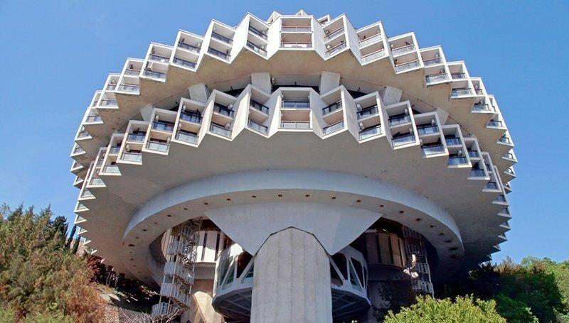 Архитектура советского модернизма