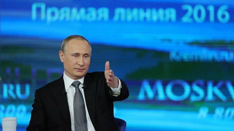 Президентские сказки, или 100 вопросов Путину: Реакция соцсетей на прямую линию с президентом