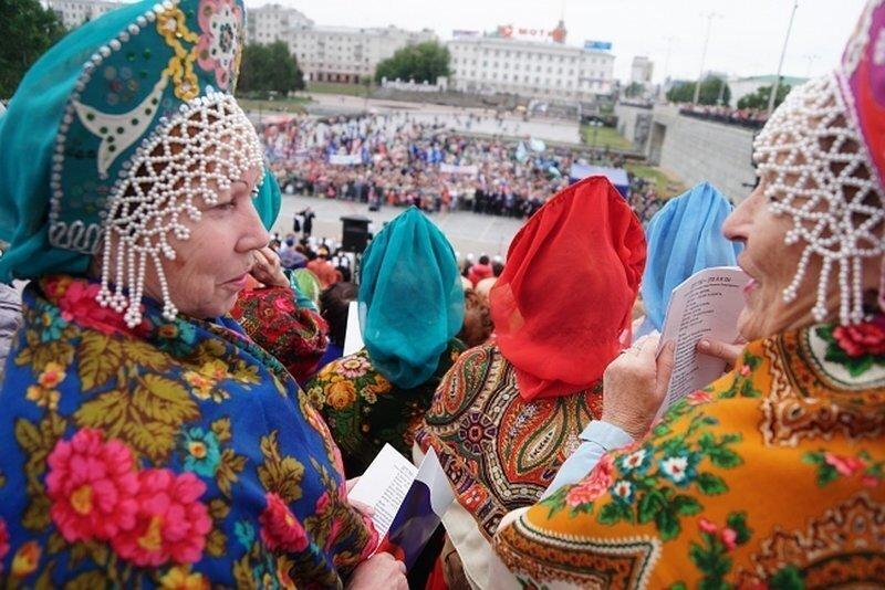 Концерты, экскурсии, активности перед ЧМ: День России в столице и регионах