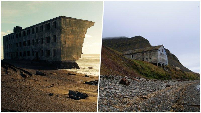 20 атмосферных мест, которые давно покинуты людьми