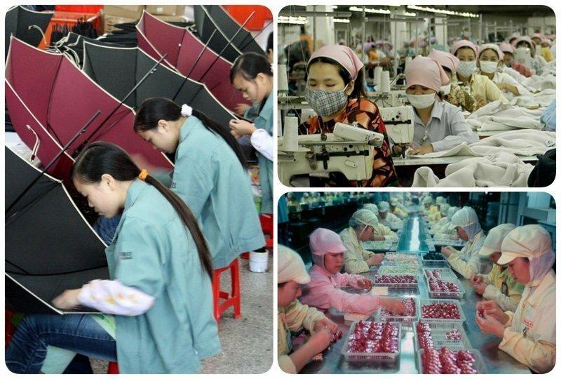 Эпоха массового производства: что творится на азиатских фабриках?