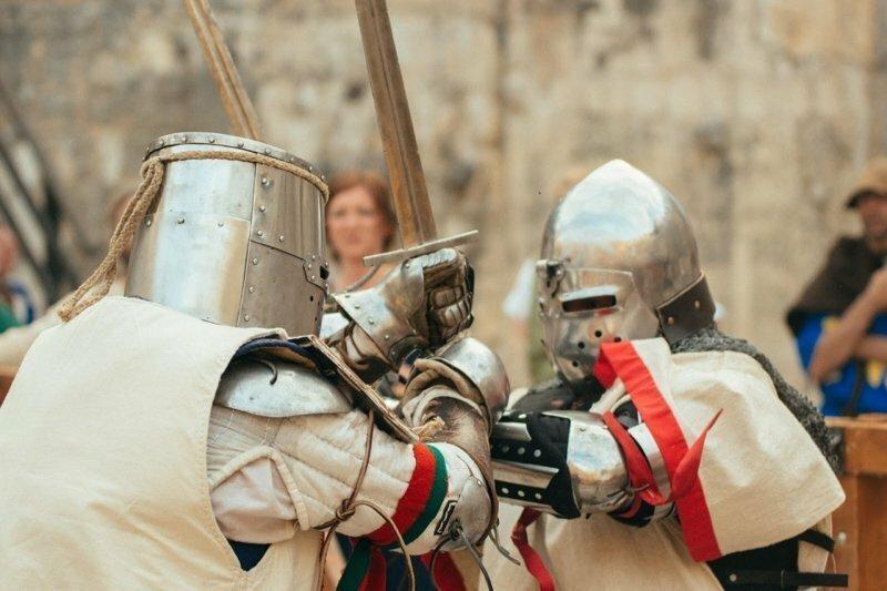 Островок Средневековья в замке Санта Севера: в Италии прошла «Битва Наций»