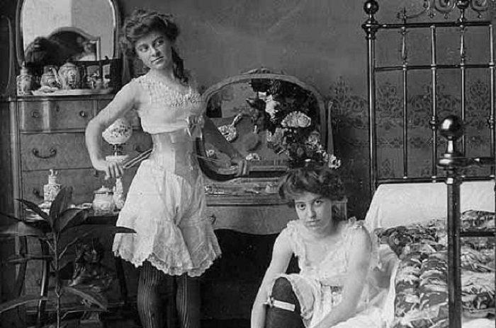 Пикантные подробности прошлого: легализованные дома терпимости в царской России
