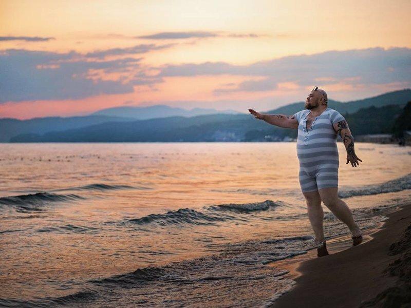 Фотограф показал, как не надо фотографироваться на пляже