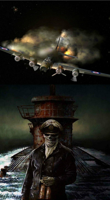 Лодка против самолёта: сбить и выжить. Часть 2