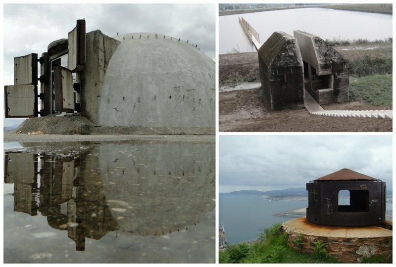 Как выглядят заброшенные бункеры времен войны в разных странах