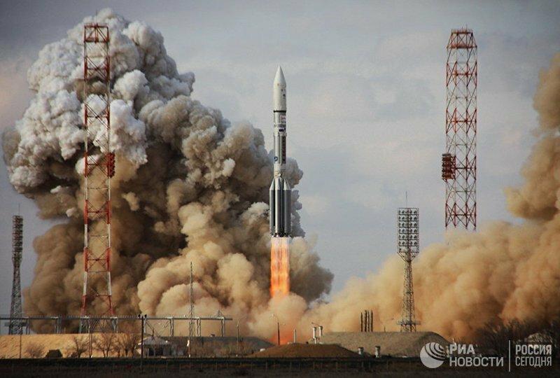 """Роскосмос - ВСЕ!!! Дубль 2! проект """"Протон"""" - ЗАКРЫТ!"""