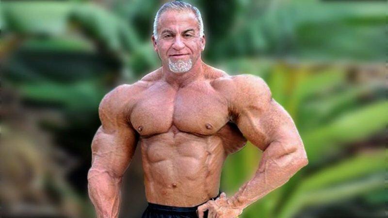 Качки-старички или 17 престарелых бодибилдеров, мышцы которых всё ещё крепки как камень