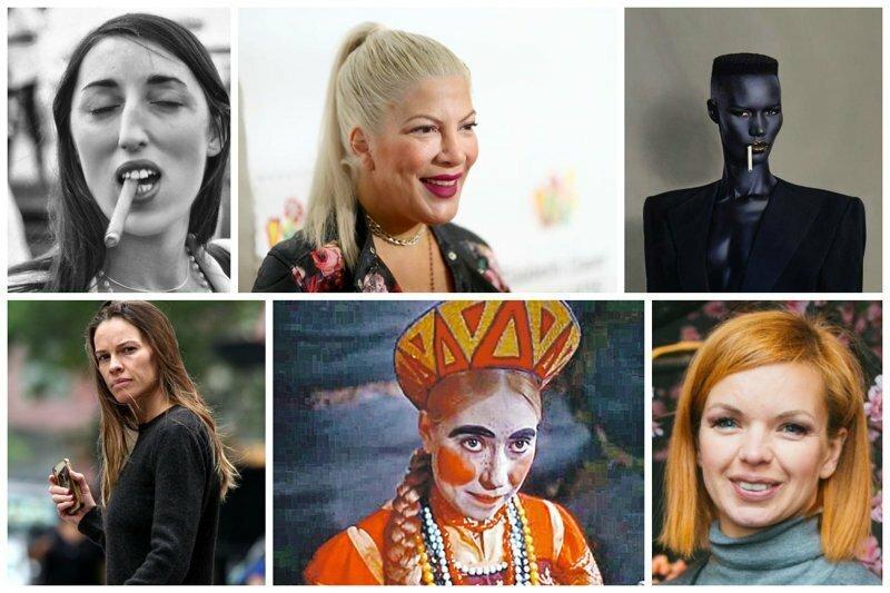 10 примеров когда таланту внешность не помеха. Часть 2