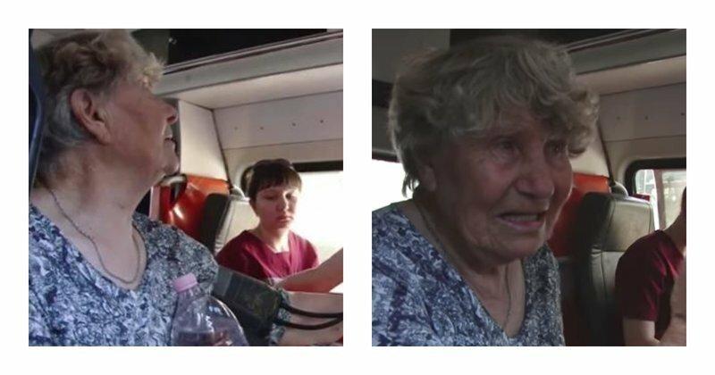 Барнаульские контролеры час продержали 77-летнюю старушку на жаре
