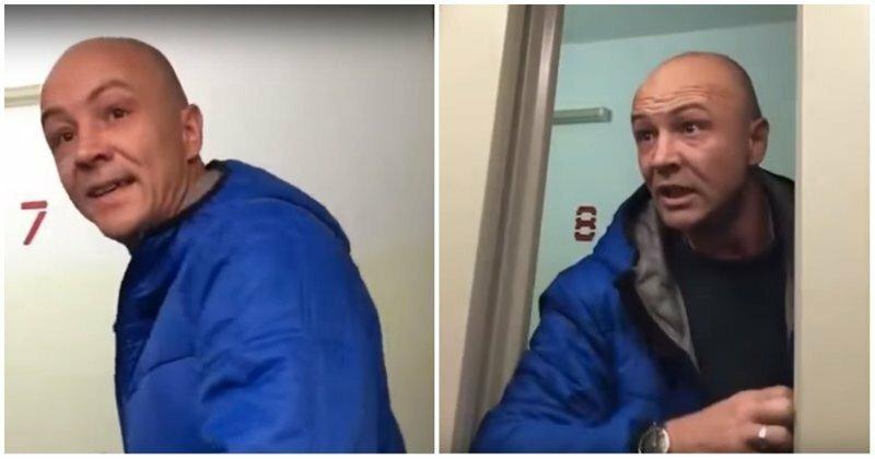 Мужчина пришел в ярость из-за громкой музыки из квартиры соседей посреди ночи