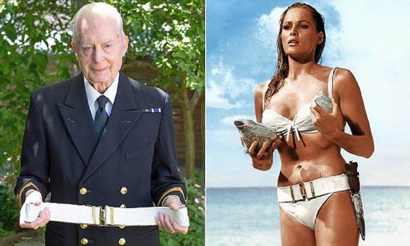 Тайны кино: как морской офицер одел девушку Бонда