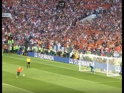 Испания - Россия 1-1 (3-4)