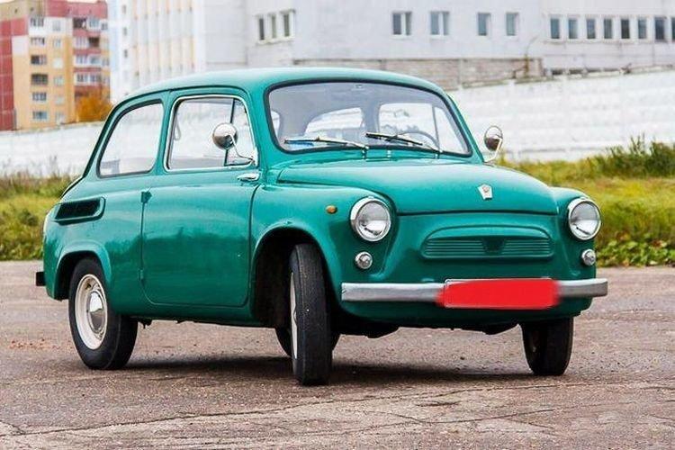 ЗАЗ-965 Легендарный «горбатый» Запорожец