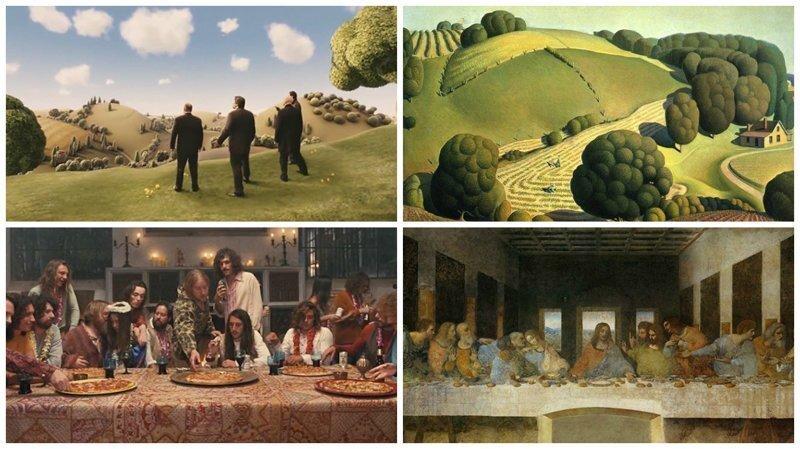 Film Meets Art: 25 кинокадров, повторивших картины известных художников