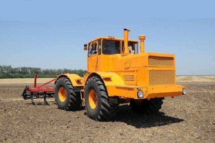 """Наши трактора. Семь самых узнаваемых """"работяг"""""""