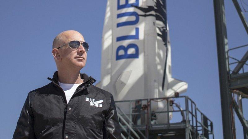 Blue Origin хочет сделать то, чего не смог даже СССР. Компания колонизирует Луну до 2023 года