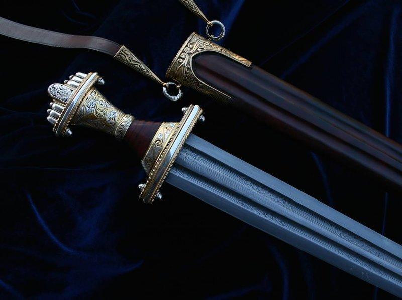 Технология изготовления мечей
