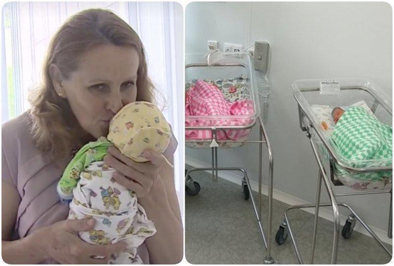 Жительница Владивостока родила тройню в 51 год: что будет с её детьми через 10 лет?