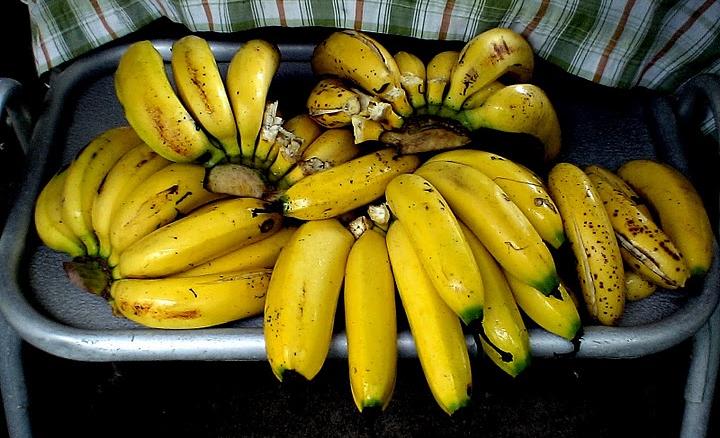 Как мы теряем бананы