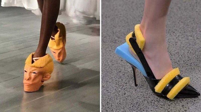 25 странных пар обуви, которые вы никогда не станете покупать