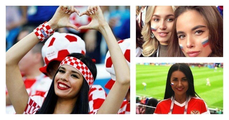 В футбольных трансляциях будет меньше красивых болельщиц