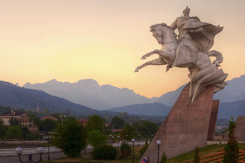 Владикавказ: где погулять и что стоит посмотреть