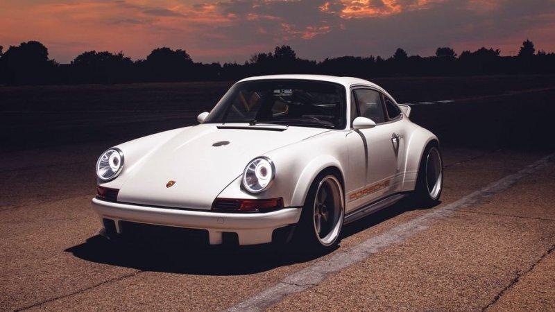 Самый продвинутый Porsche 911 с воздушным охлаждением