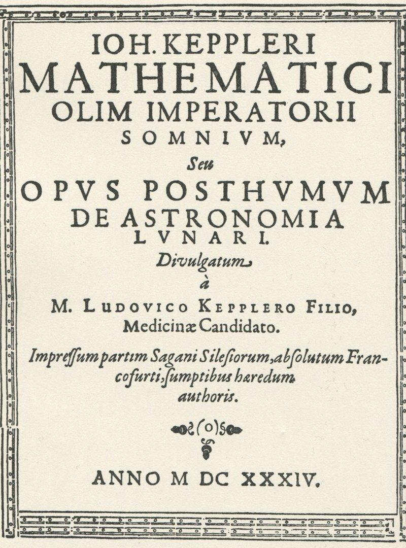 Великие мистики в реалиях: Иоганн Кеплер
