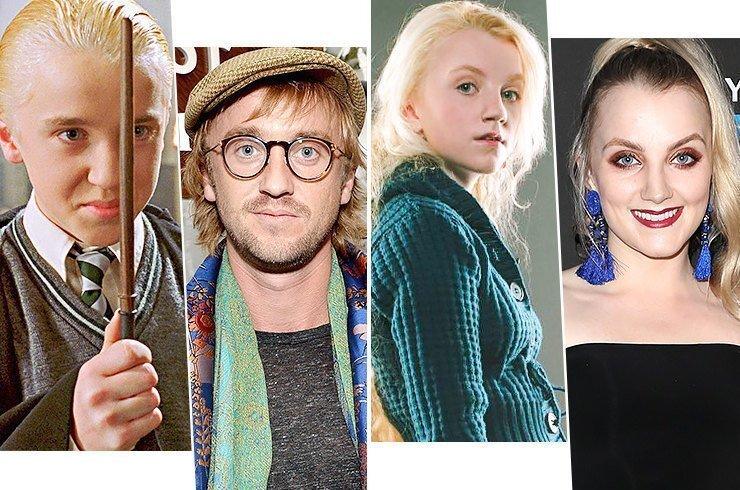 Как изменились и чем сейчас занимаются второстепенные герои фильмов о «Гарри Поттере»