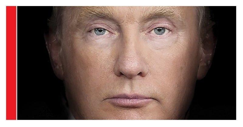 Журнал Time показал новую обложку. Спойлер: без Путина не обошлось