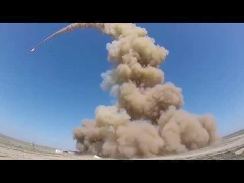 Успешный испытательный пуск новой ракеты системы ПРО