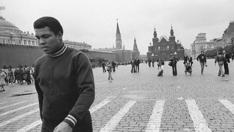 Мохаммед Али в Советском Союзе